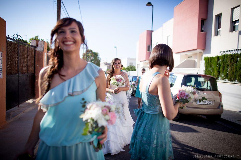 Reportajes de boda en Valencia - Casa Novia