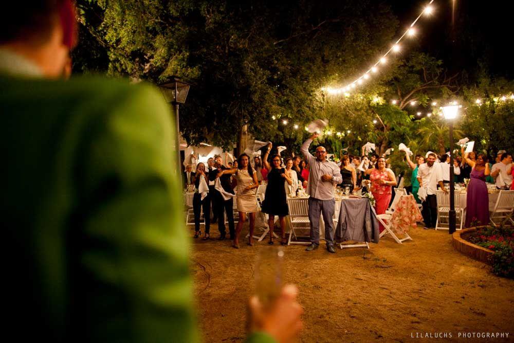 Reportajes de bodas gays en Valencia - brindis
