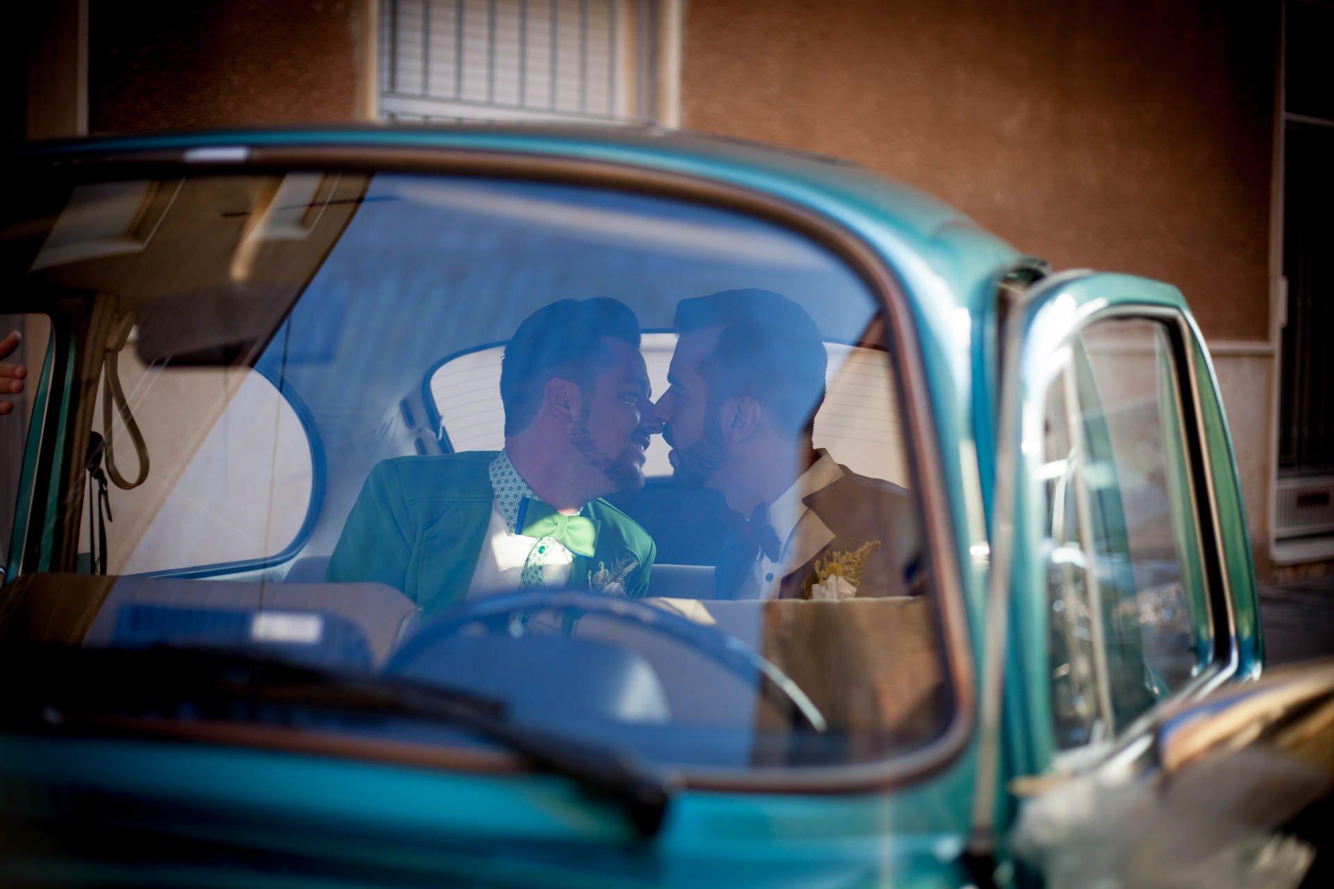 Reportajes de bodas gays en Valencia